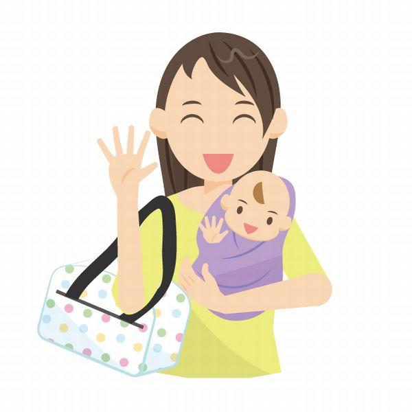 出産後の画像