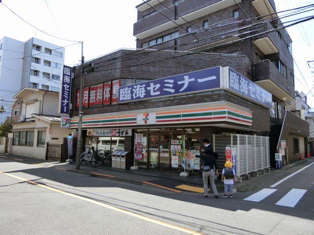 セブンイレブン 大田区池上駅南店前の写真