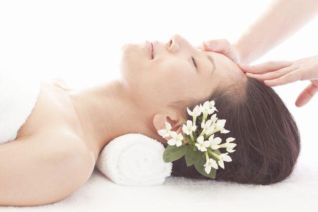 美容鍼灸のイメージ写真