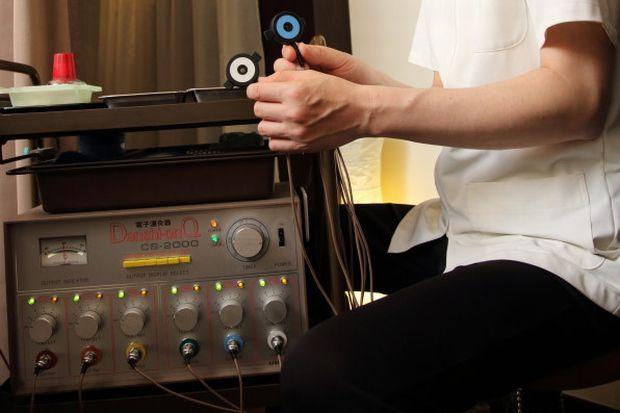 電子温灸器の説明